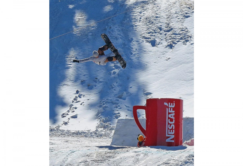 winter cup фрийстайл състезание