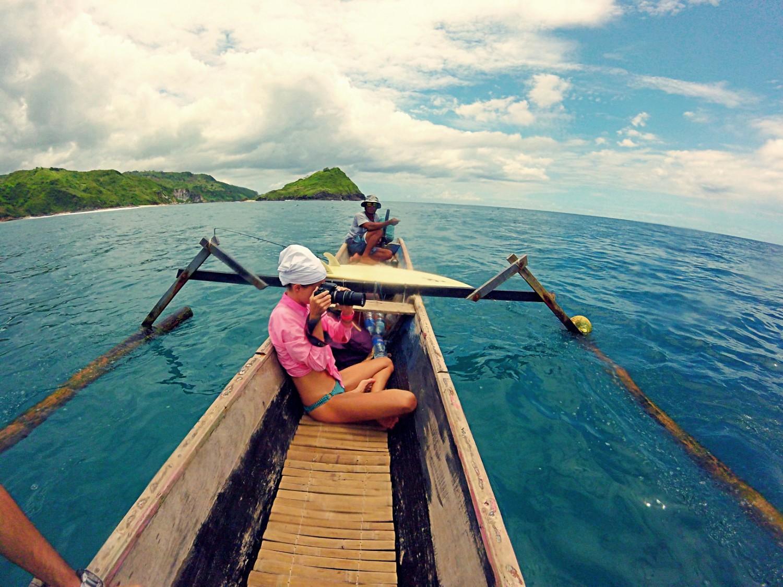 Бианка в Индонезия
