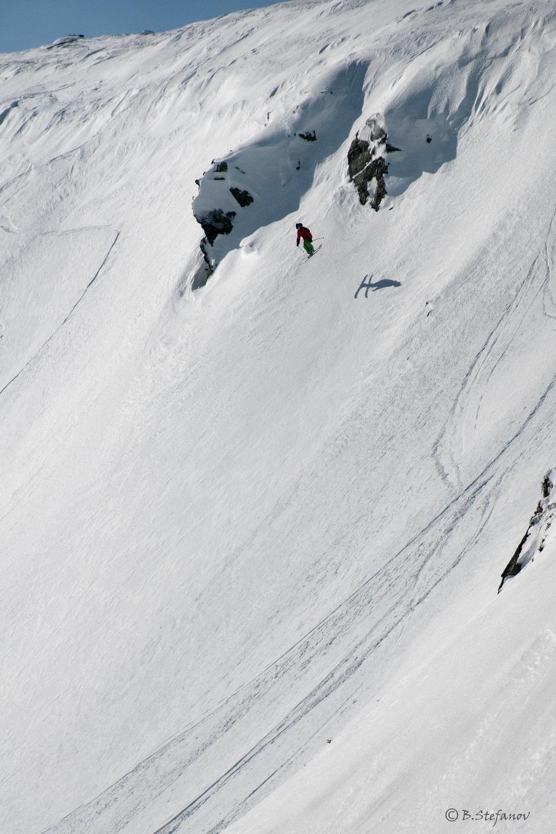 Ники на ски