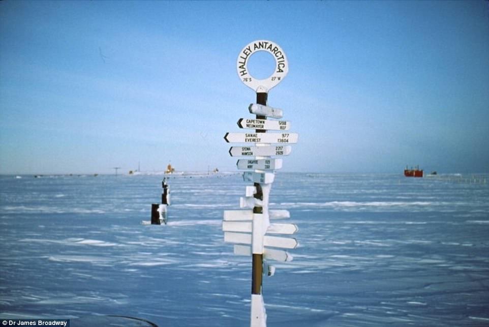 Живот при -49C и под 18 метра сняг