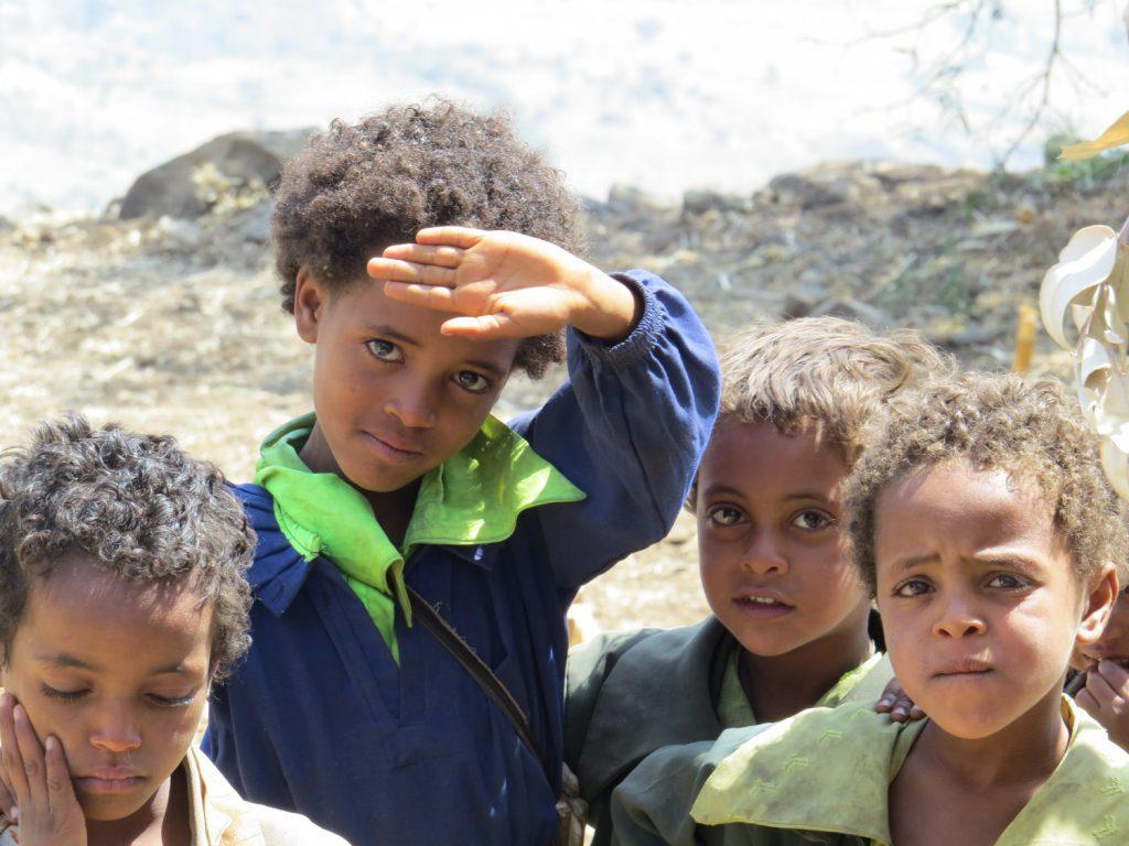 Парапланеризъм в Етиопия