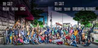 The Longboard Meeting of the Year V.6.0