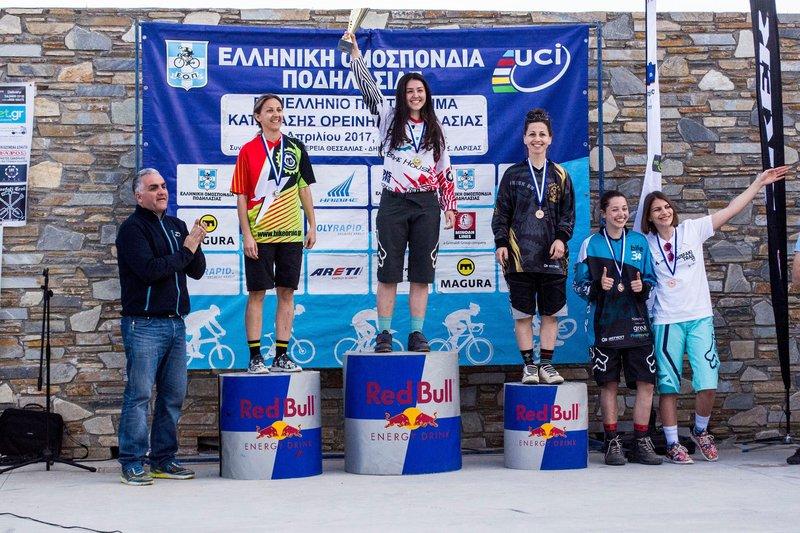 Tyrnavos DH, Виктория Гончева