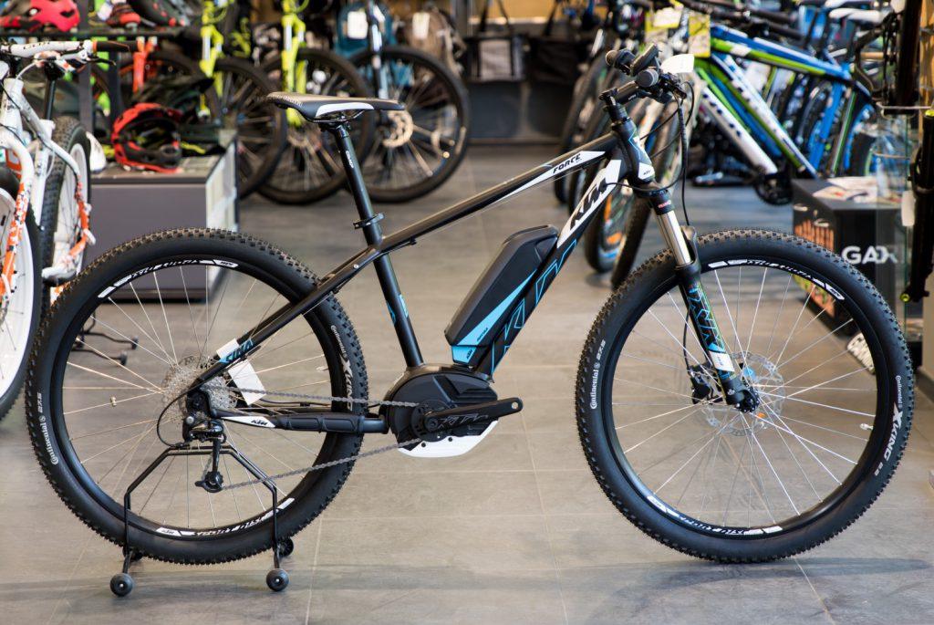 Електически велосипед KTM Macina Force 273