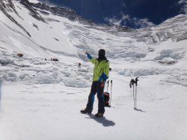 Атанас Скатов за втори път на Еверест