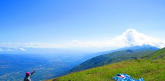 Парапланеристки приключения в Беласица