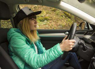 VW Passat GTE, Анжела Недялкова