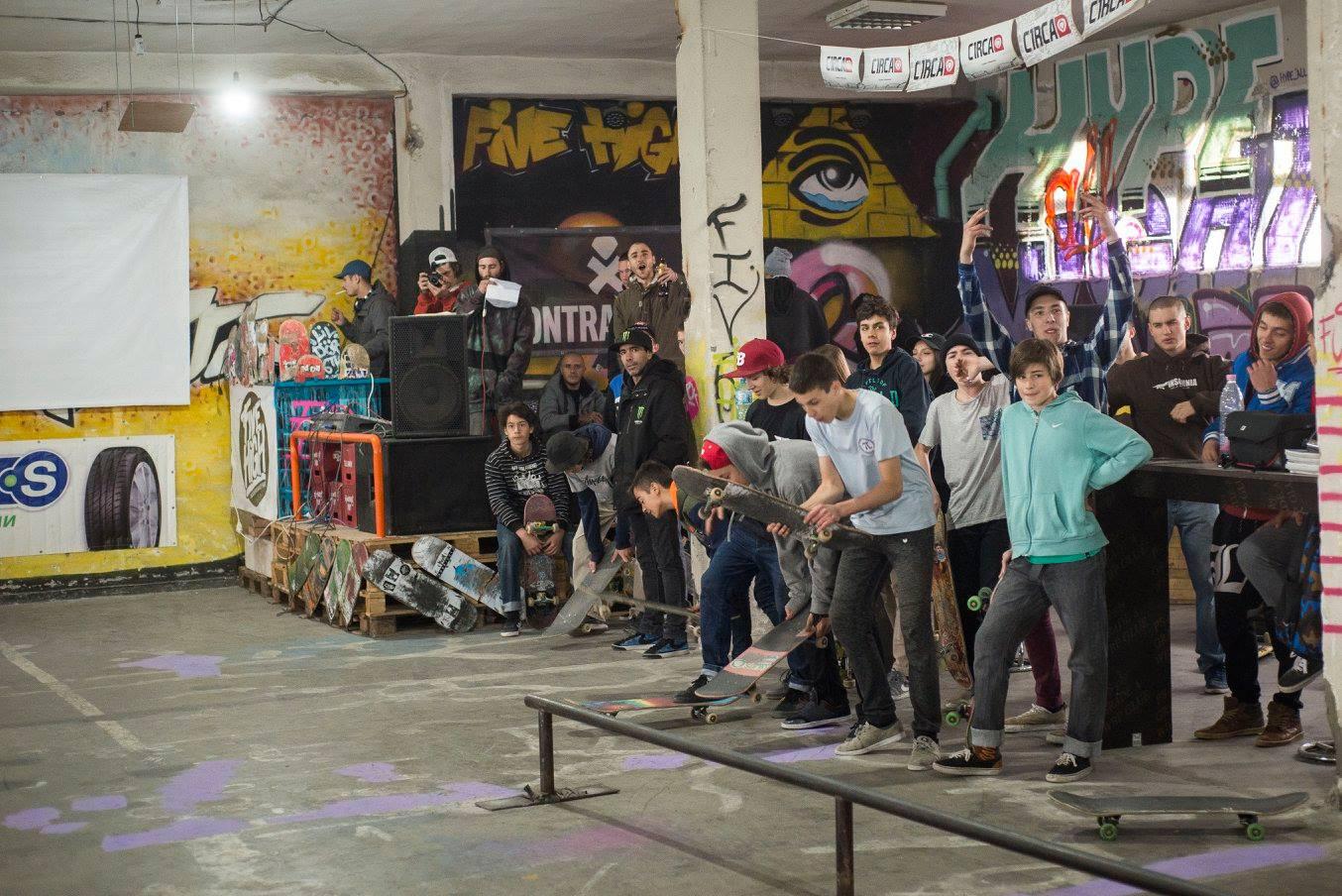Five High Skate Open 2017
