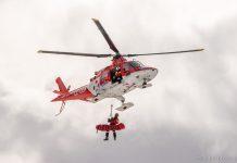 хеликоптерно въздушно спасяване