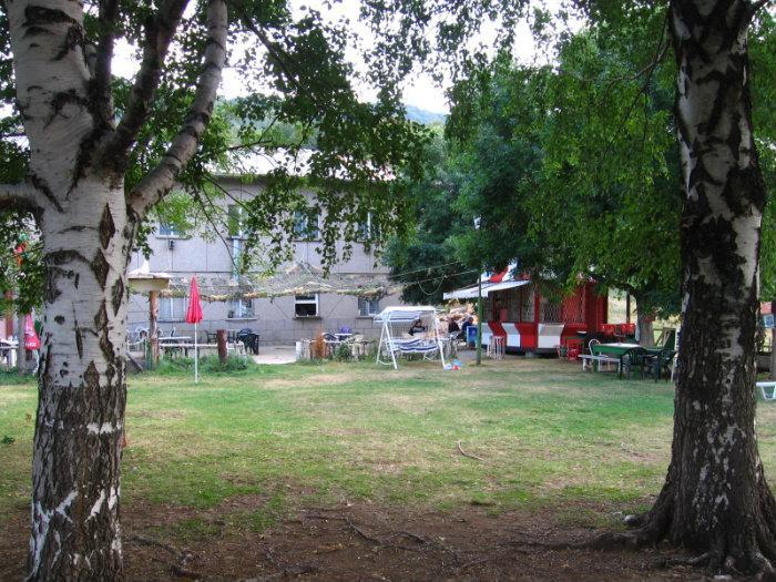 Хижа Конгур, Беласица / Снимка Wikimapia
