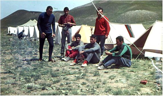 Първият български седемхилядник