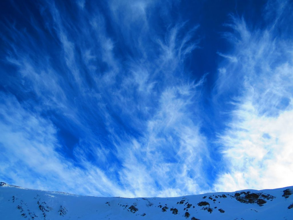 Видове облаци