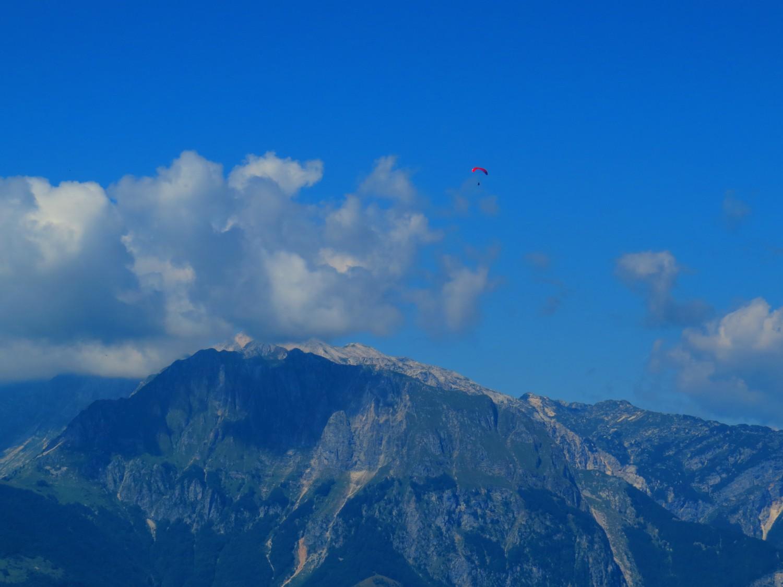 Юлийски Алпи снимка: Ира Кюрпанова