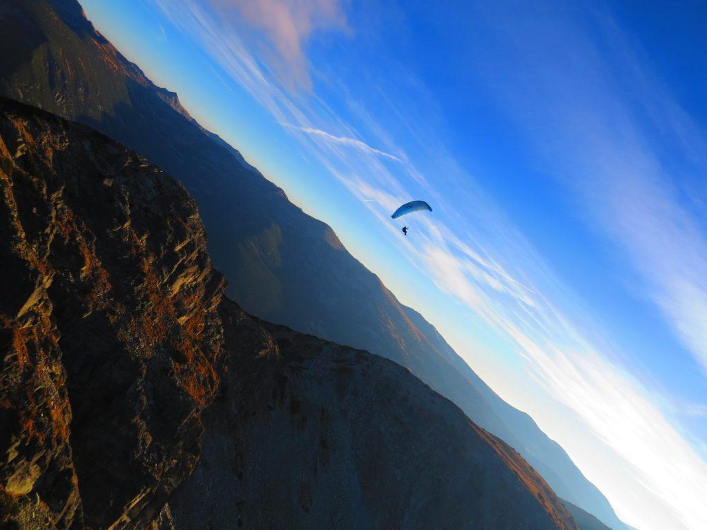 Hike and Fly, връх Мечит