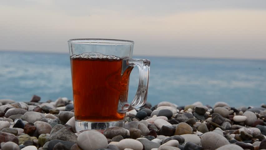 Чай на плажа