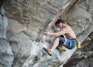 Adam Ondra on Project Hard - 9c