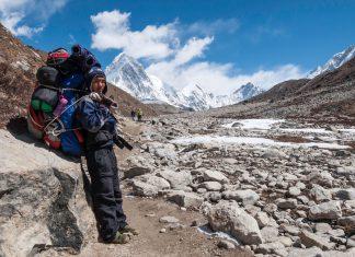 Шерп под Еверест снимка: mpora