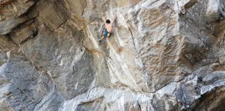 Adam Ondra on Project Hard