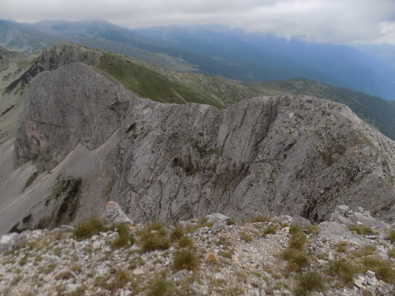 Поглед от връх Синаница