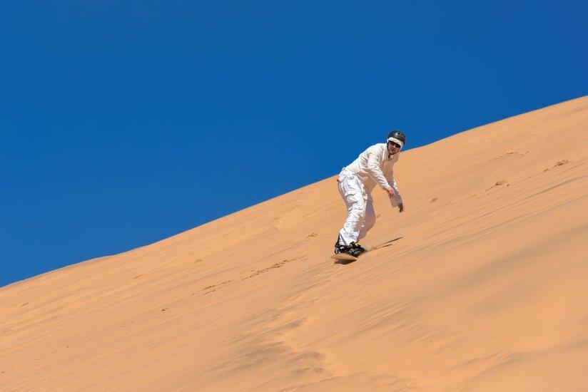 пустинята Намиб, снимка: Marcin Sylwia Ciesielski