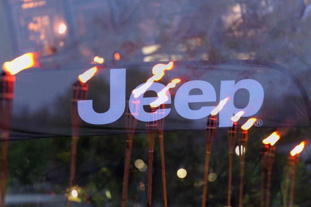 Представяне на Jeep Compas