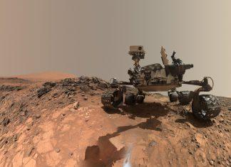 Панорама на Марс