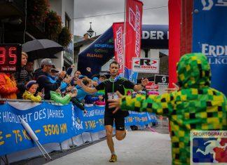 Шабан Мустафа на Тур де Тирол