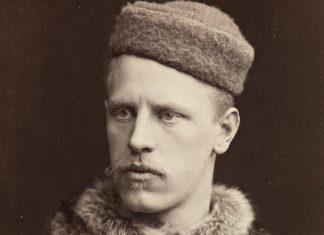 Фритьоф Нансен.