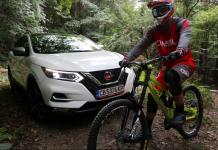 Росен Ковачев и Nissan Qashqai