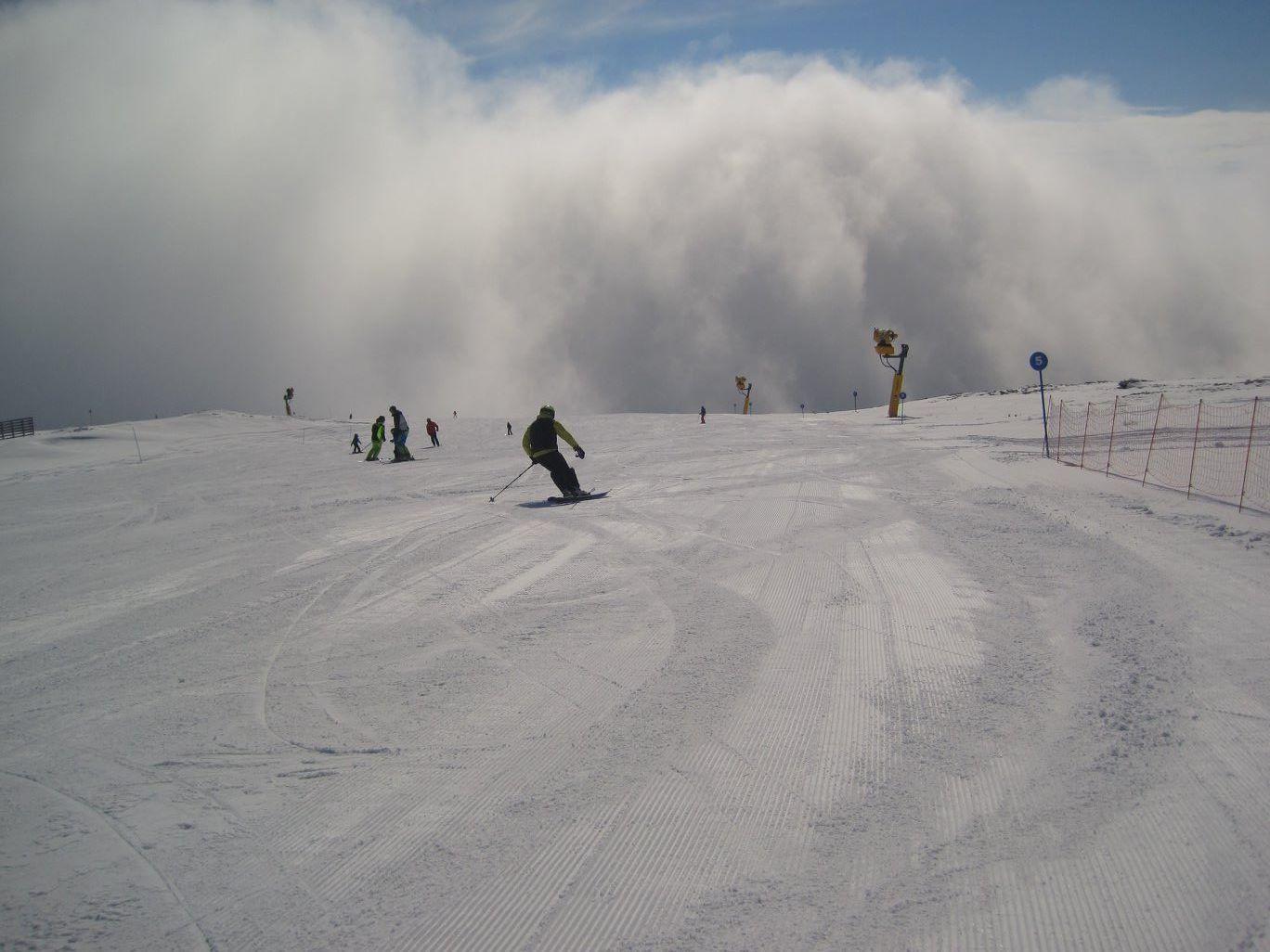 Детски ски-лагер
