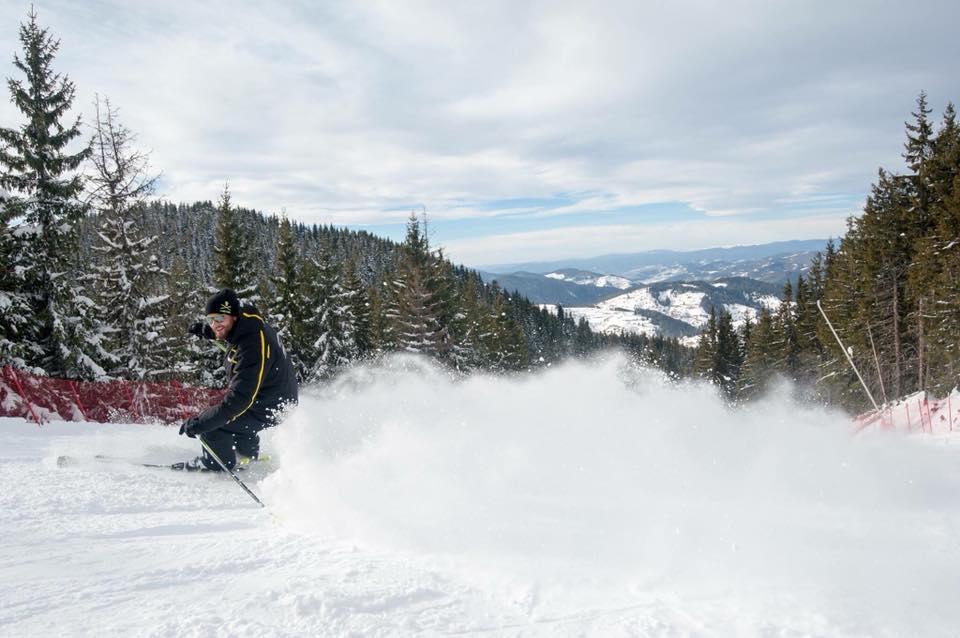 Ski school Steve