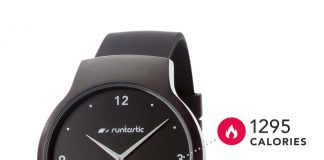 Runtastic Smartwatch Moment Basic