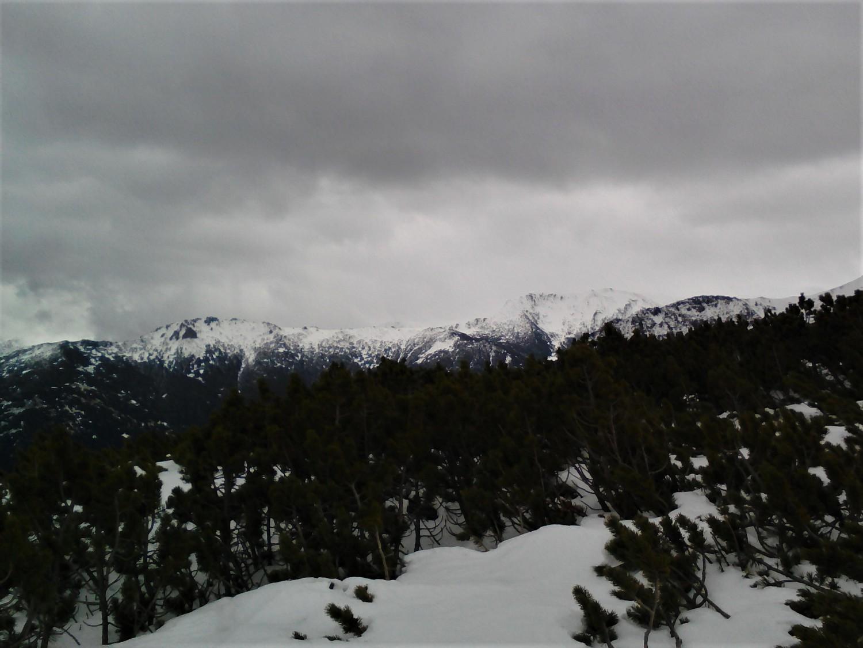 Към връх Шатър