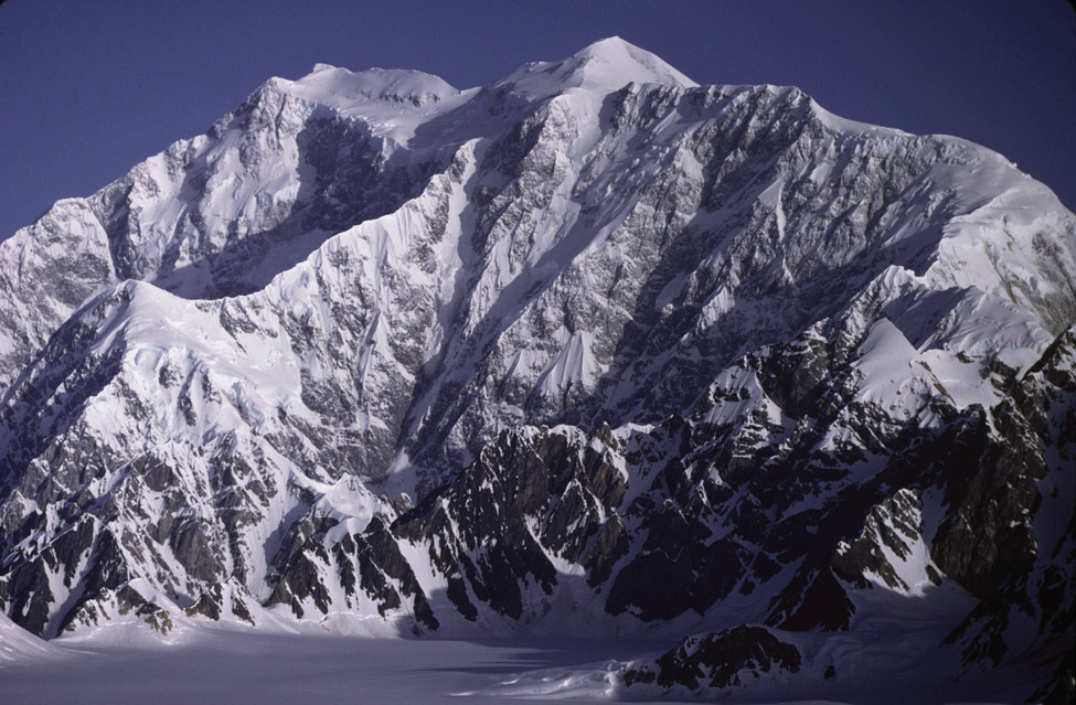 Канада, Mount Logan