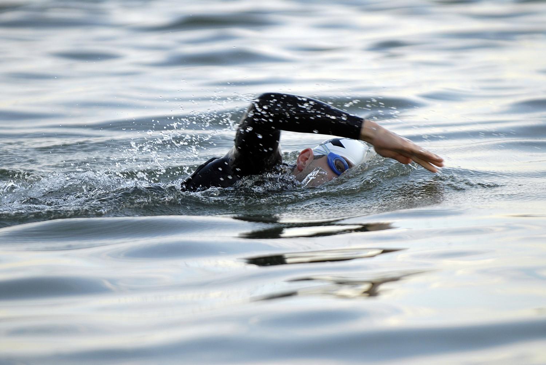 Плуване в открити води