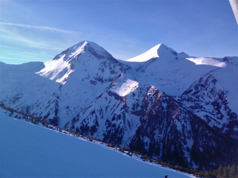 Ски зоната в Банско