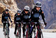 Дамски отбор по колоездене на Афганистан
