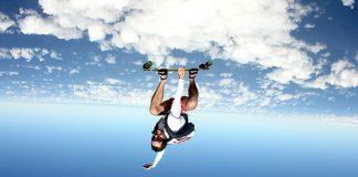 Парашутизъм върху скейт