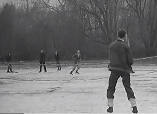 Тенис на лед