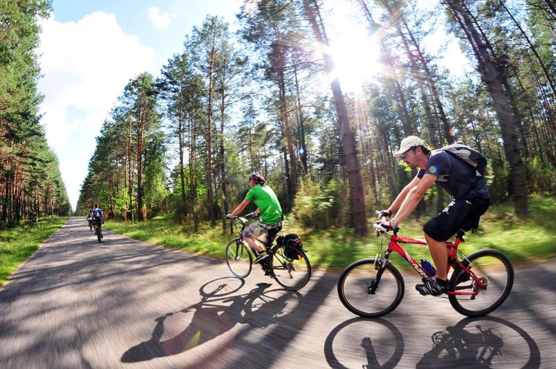 Велотуризъм в Източна Европа
