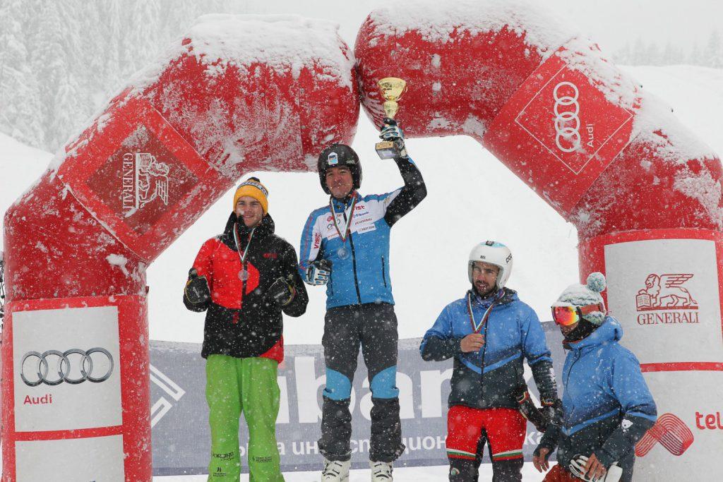 Открито държавно първенство по сноуборд и ски крос 2018