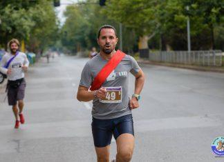 Димитър Янакиев, Wings for Life World Run