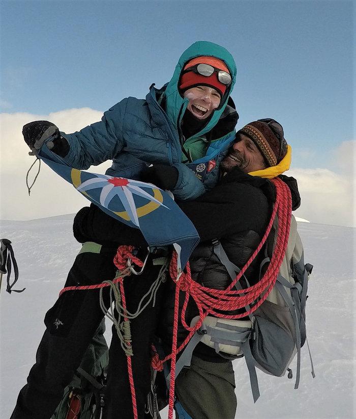 връх Жанет