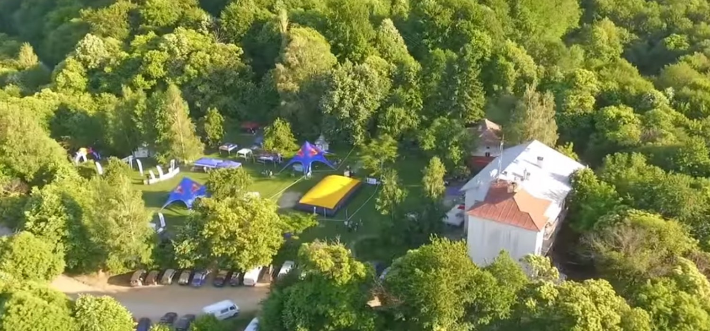Kongur Air Fest, хижа Беласица снимка: www.vivo-mtb.com