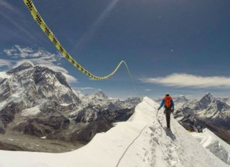 Приклчюва пролетният сезон в Хималаите