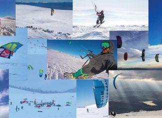 Награждаване конкурс Vitosha Snowkite Fest