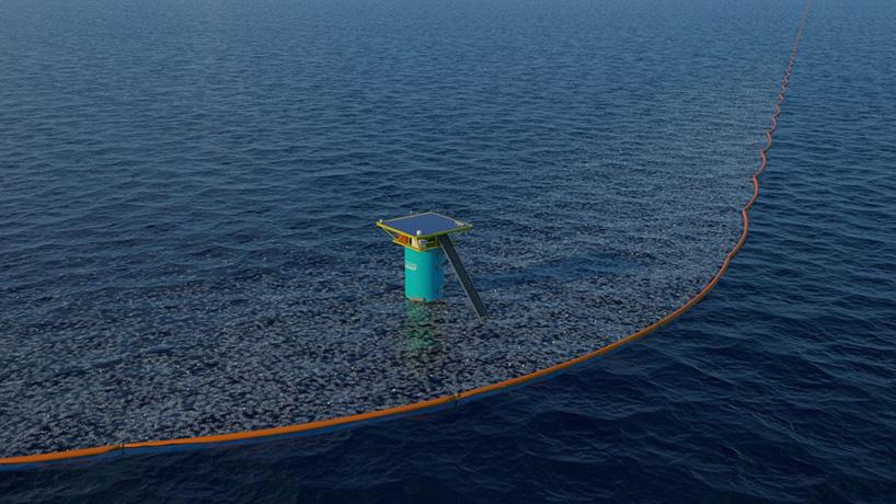 Боян Слат, който чисти океани