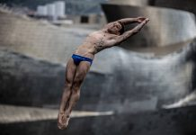 Red Bull Cliff Diving 2018, Bilbao