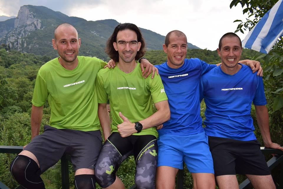 Northfinder team, Olympus MarathonNorthfinder team, Olympus Marathon