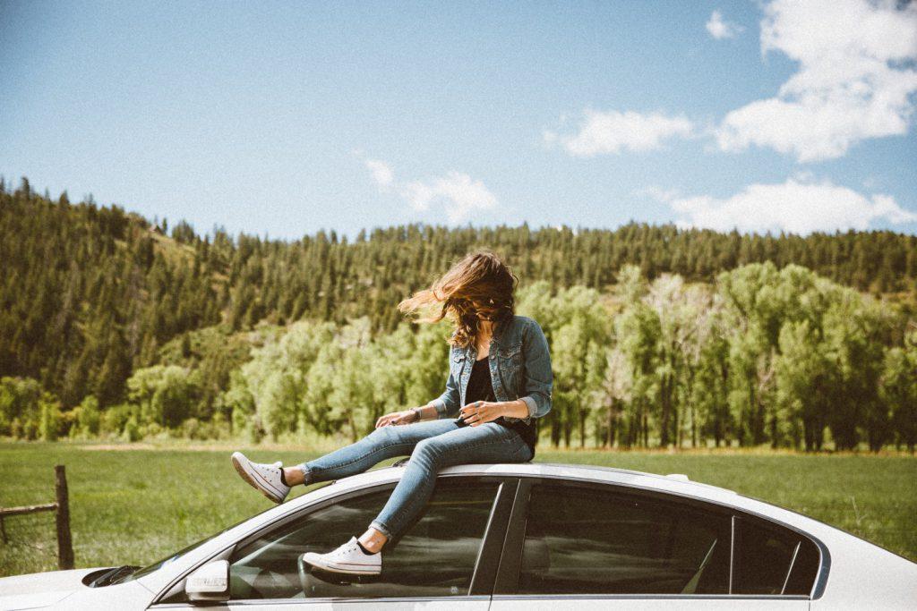Пътуване, кола